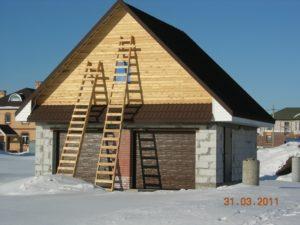 Ремонтируем крыши
